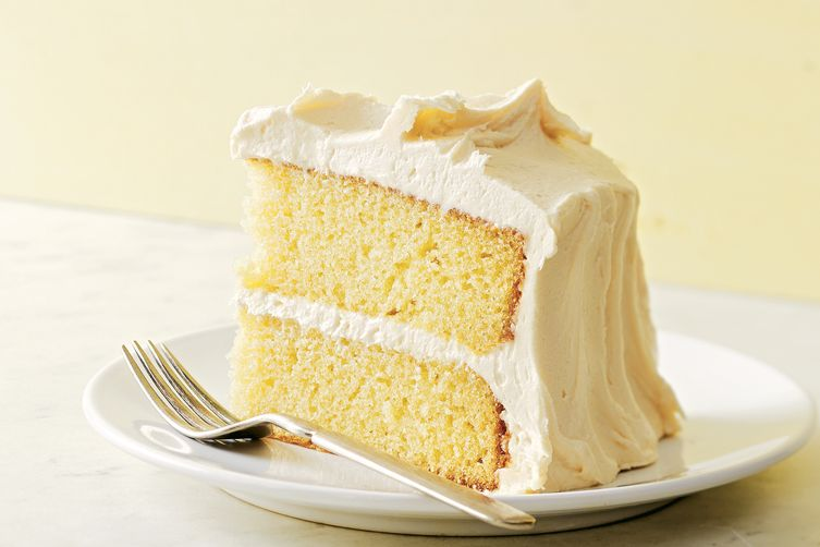 vanilla cake