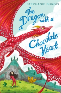 the dragon with the chocolate heart