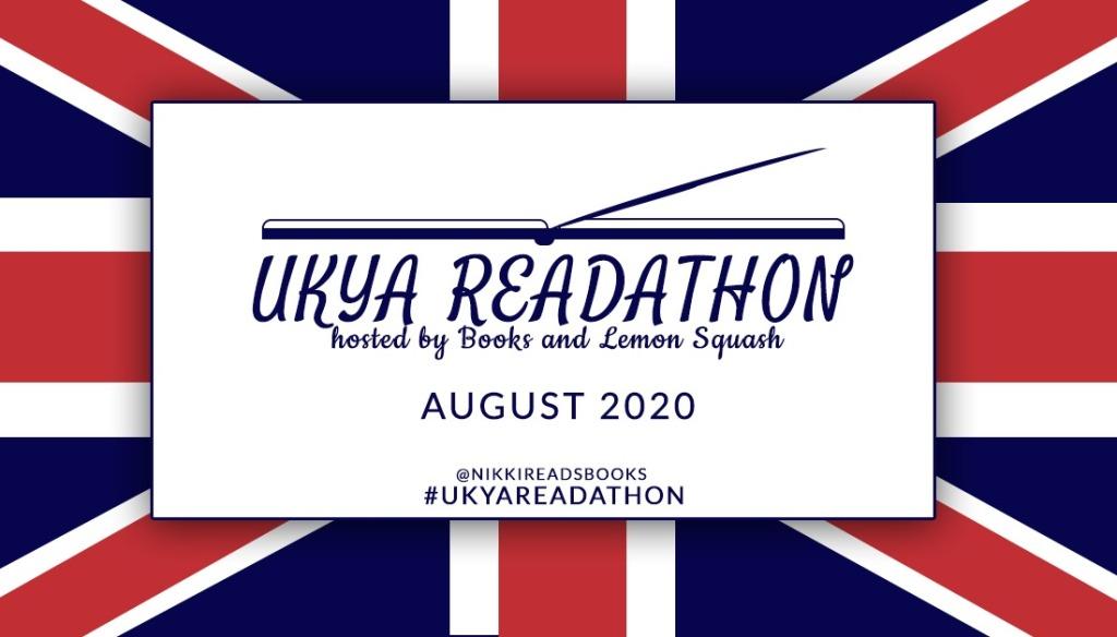 UKYA readathon title image