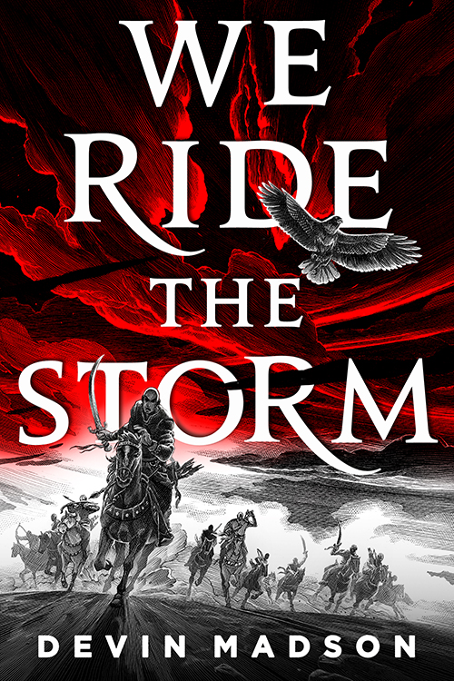 We Ride the Storm cover image